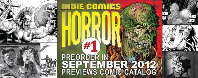 Indie Comics with Gary Scott Beatty: Witch Hunters Face ...