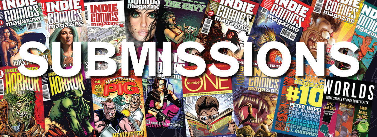 Indie Comics Magazine Submissions